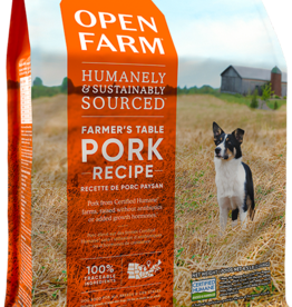 Open Farm Open Farm Farmer's Table Pork Dog Food