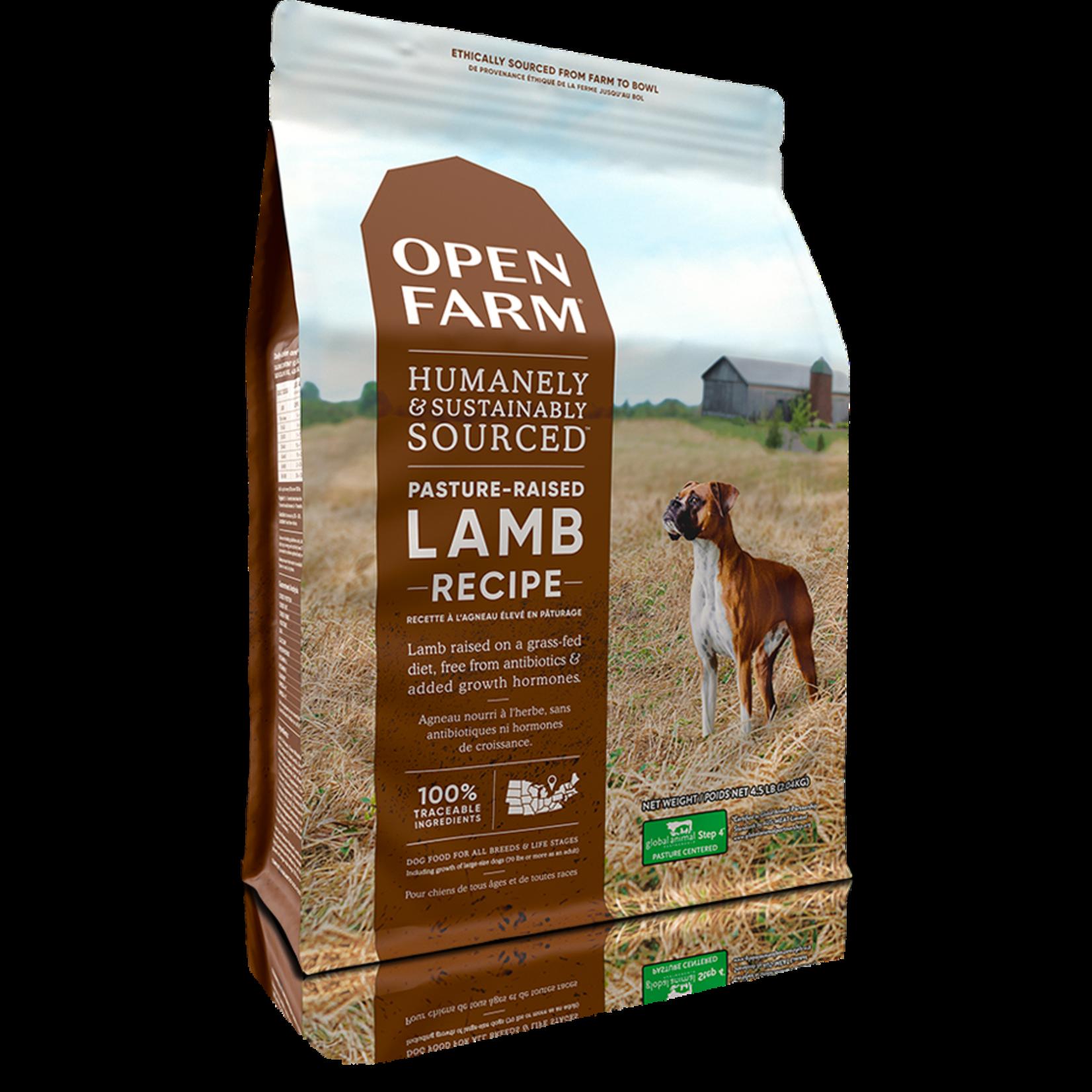 Open Farm Open Farm Pasture-Raised Lamb Dog Food