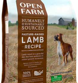 Open Farm Open Farm Grain Free Pasture-Raised Lamb Dog Food