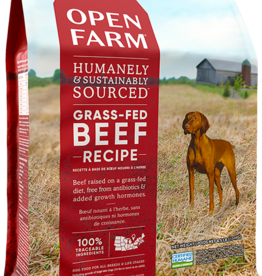 Open Farm Open Farm Grass-Fed Beef Dog Food