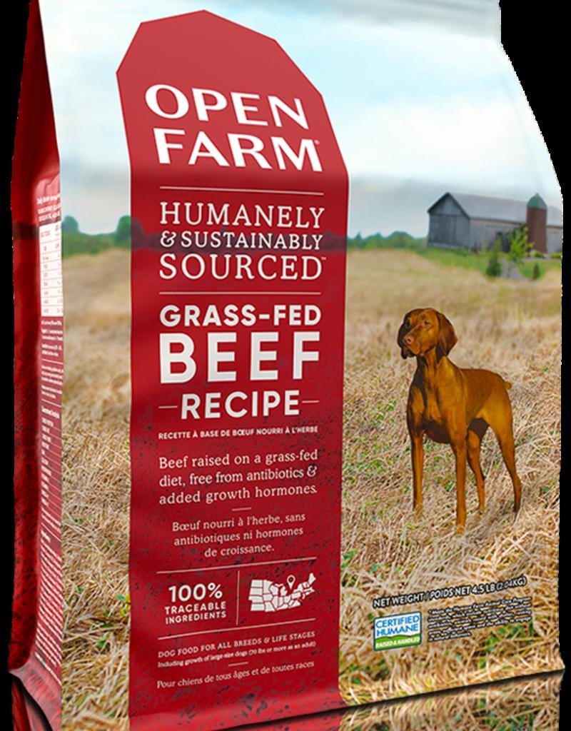 Open Farm Open Farm Grass-Fed Beef Dog Food