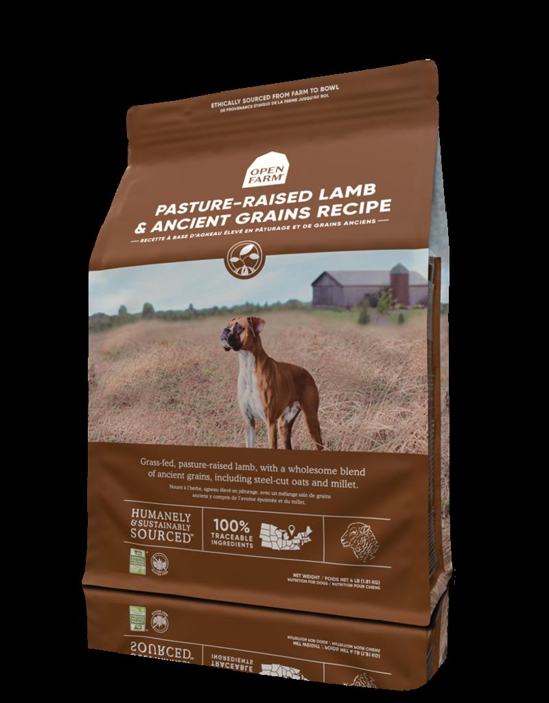 Open Farm Open Farm Ancient Grains & Pasture-Raised Lamb Dog Food