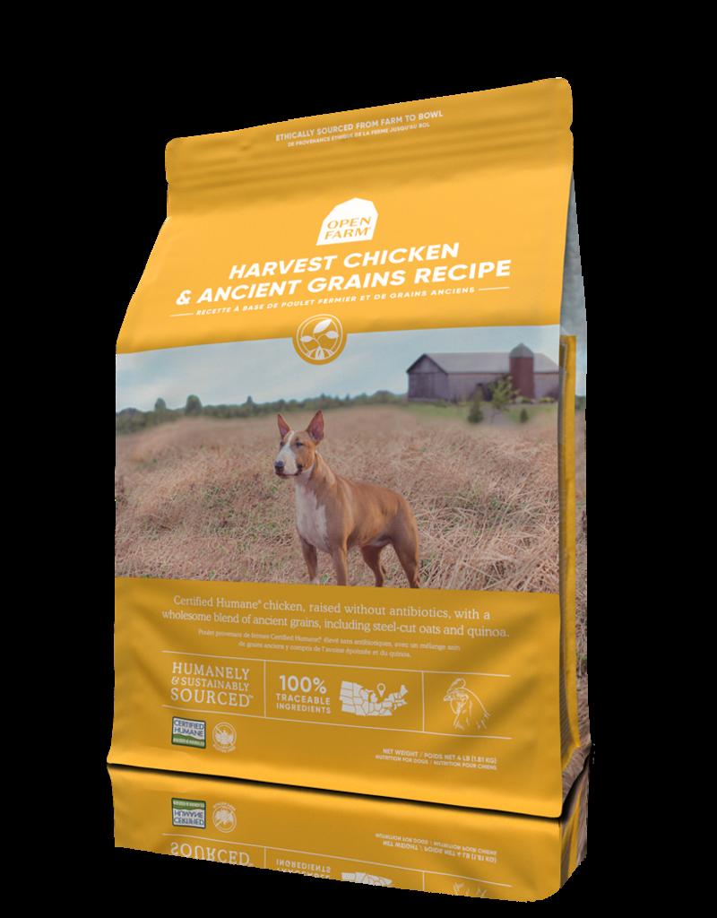 Open Farm Open Farm Ancient Grains & Harvest Chicken Dog Food