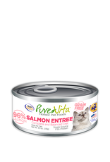 Pure Vita PURE VITA GF Salmon Entree Cat Can 5.5oz