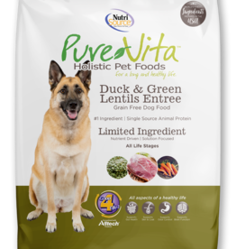 Pure Vita Pure Vita Grain Free Duck & Green Lentil Dog Food