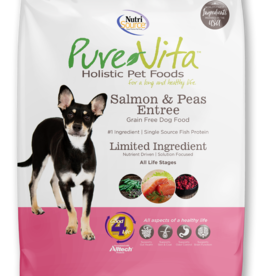 Pure Vita Pure Vita Grain Free Salmon & Pea Dog Food