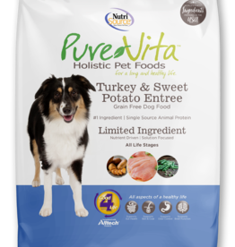 Pure Vita Pure Vita Grain Free Turkey & Sweet Potato Dog Food