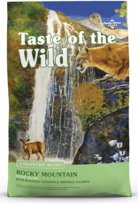 Taste of the Wild Taste of the Wild Rocky Mountain Feline Cat Food