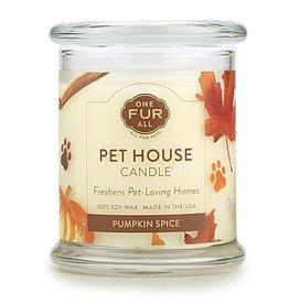 Pet House Pet House Candle Pumpkin Spice 8.5oz