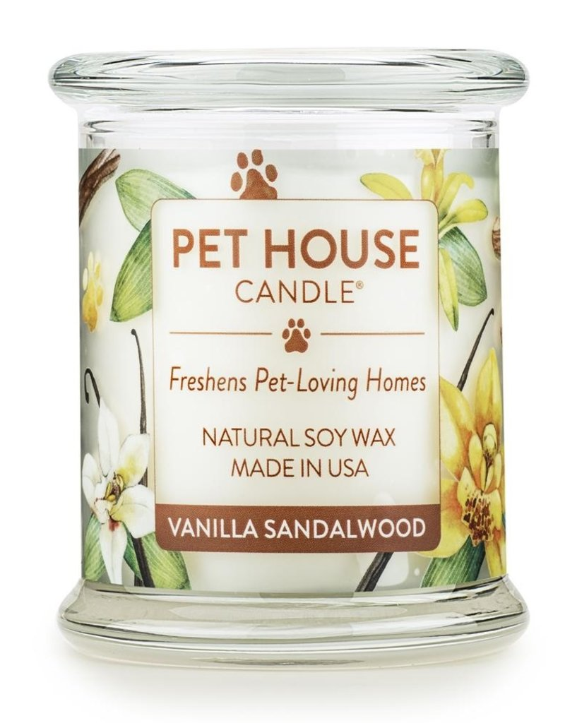 Pet House Pet House Candle Vanilla Sandalwood 8.5oz