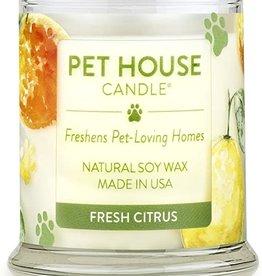 Pet House Pet House Candle Fresh Citrus 8.5oz