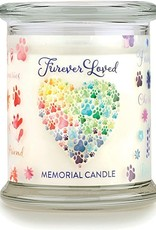 Pet House Pet House Candle Furever Loved Memorial 8.5oz