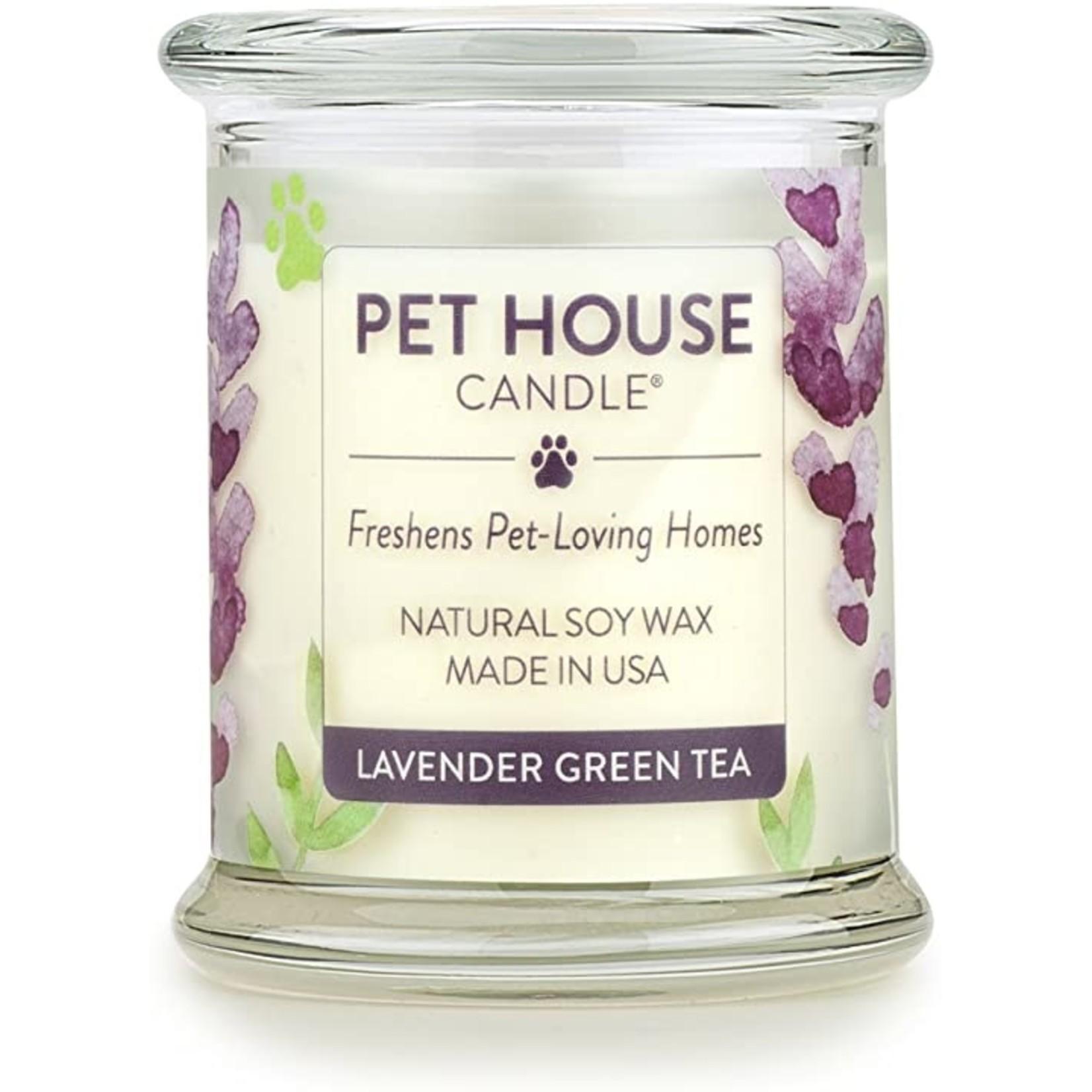 Pet House Pet House Candle Lavender Green Tea 8.5oz