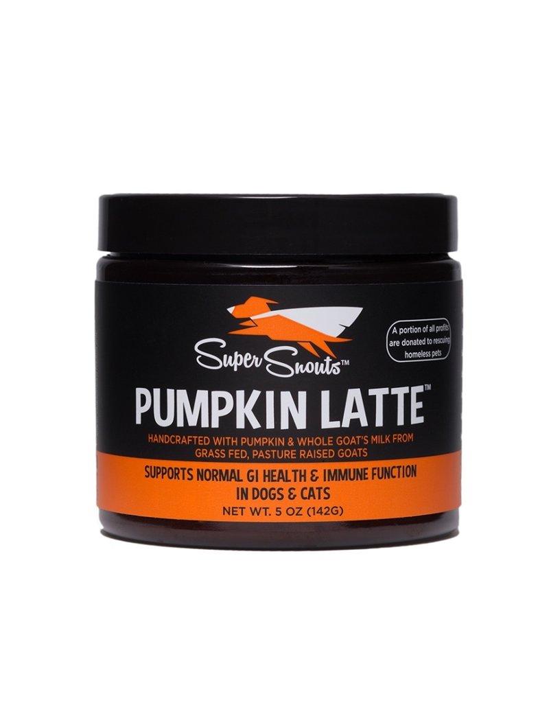 Super Snouts SUPER SNOUTS Pumpkin Latte 5oz