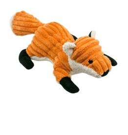 "Tall Tails TALL TAILS Fox with Squeaker 12"" Dog Toy"