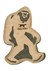 """Tall Tails TALL TAILS Natural Leather Big Jr Dog Toy 9"""""""
