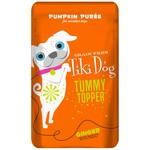 Tiki Cat & Tiki Dog Tiki Dog Tummy Topper Pumpkin & Ginger Dog Pouch 1.5oz