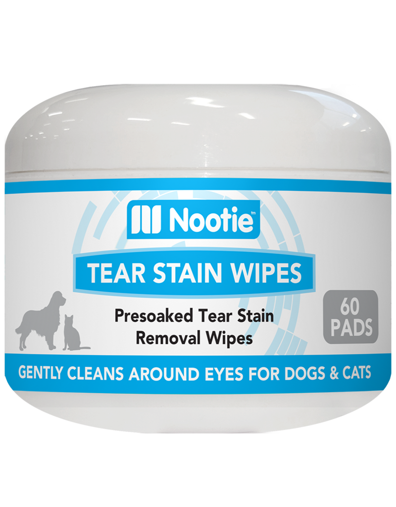 Nootie Nootie Tear Stain Wipes 60ct
