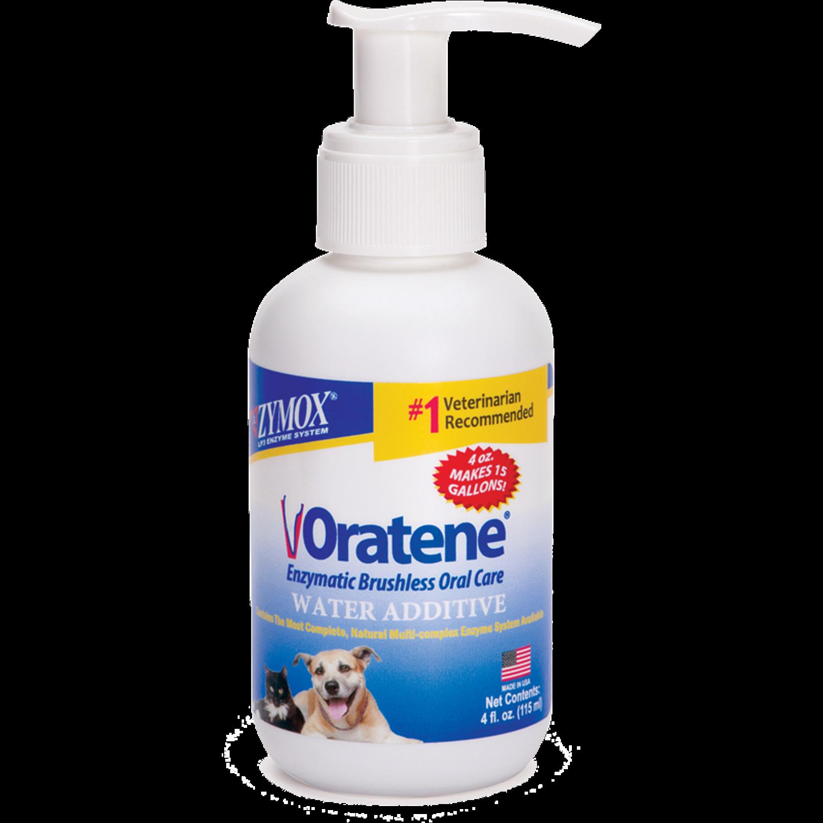 Zymox ZYMOX Oral Care Water Additive 4oz