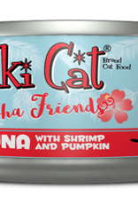 Tiki Cat & Tiki Dog Tiki Cat Aloha Friend Tuna with Shrimp & Pumpkin Canned Cat Food 3oz