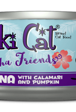 Tiki Cat & Tiki Dog Tiki Cat Aloha Friend Tuna with Calamari & Pumpkin Canned Cat Food 3oz