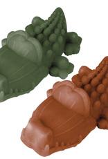 "Whimzee Whimzees Alligator Dog Treat Small 2.7"" Single"