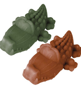 "Whimzee Whimzees Alligator Dog Treat Small 2.7"" Single"