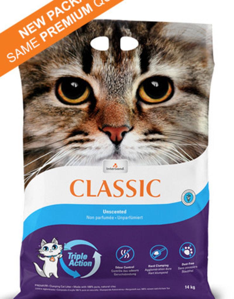 Intersand INTERSAND Classic Unscented Cat Litter
