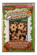 K9 Granola Factory K9 Granola Factory Pumpkin Cruncher Peanut Butter & Banana Dog Treats 14oz