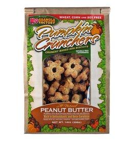 K9 Granola Factory K9 Granola Factory Pumpkin Crunchers Peanut Butter & Banana Dog Treats 14oz