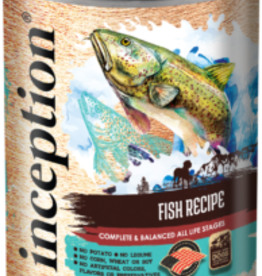 Inception INCEPTION Fish Canned Dog Food 13oz