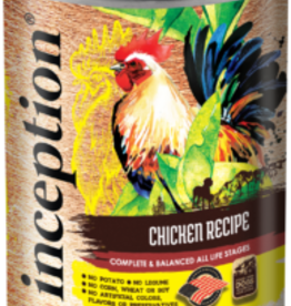 Inception INCEPTION Chicken Canned Dog Food 13oz