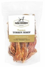 Farm Hounds FARM HOUNDS Turkey Jerky Dog Treats 3.5oz