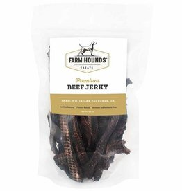 Farm Hounds FARM HOUNDS Beef Jerky Dog Treats 3.5oz