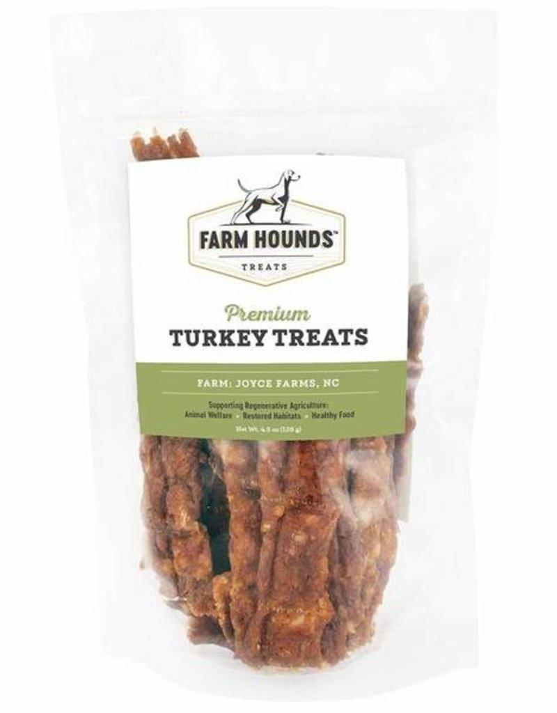 Farm Hounds FARM HOUNDS Turkey Dog Treats 4.5oz