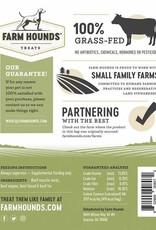 Farm Hounds FARM HOUNDS Beef Dog Treats 4.5oz