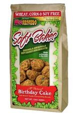 K9 Granola Factory K9 Granola Factory Soft Bakes Birthday Cake Dog Treats 12oz