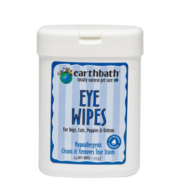 Earthbath EARTHBATH Eye Wipes 25ct