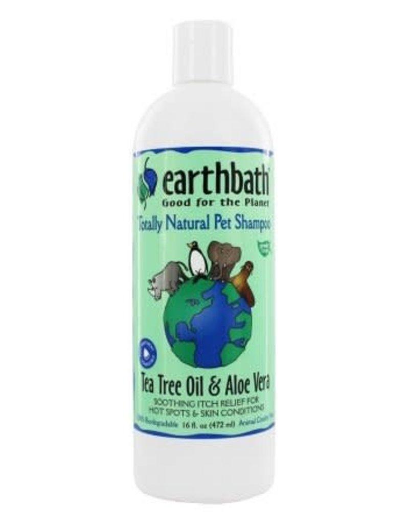 Earthbath EARTHBATH Tea Tree & Aloe Dog Shampoo 16oz