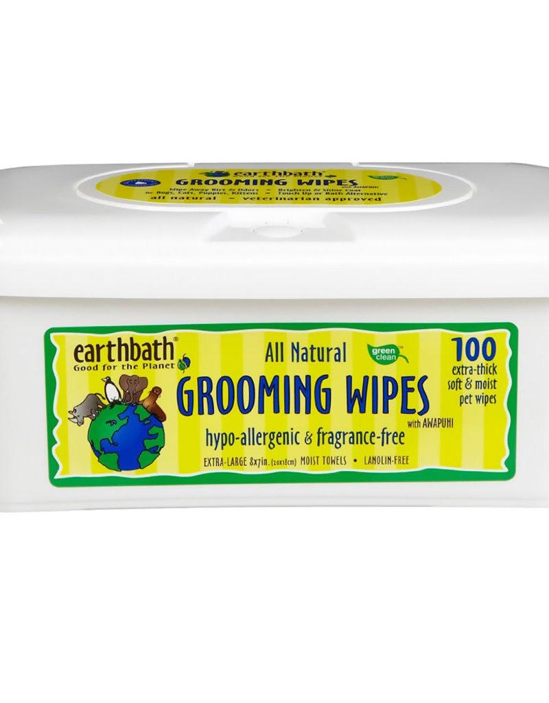 Earthbath EARTHBATH Hypo-Allergenic Wipes 100ct