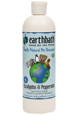 Earthbath EARTHBATH Euclypts Pepprmnt Dog Shampoo 16oz