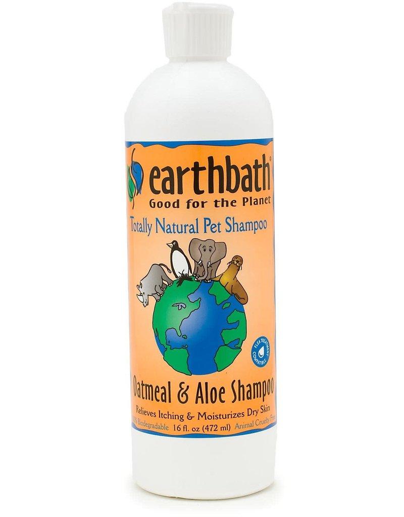 Earthbath EARTHBATH Oatmeal & Aloe Dog Shampoo 16oz