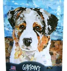 Wild Meadow Farms GIBSONS Toasted Turkey Jerky Dog Treats 3oz