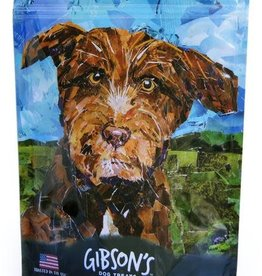Wild Meadow Farms GIBSONS Farmer's Bacon Jerky Dog Treats 3oz