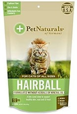Pet Naturals of Vermont PetNaturals Hairball Cat Supplement Chews 30ct