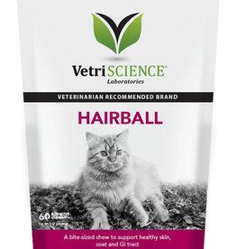 Pet Naturals of Vermont VETRI Hairball Cat Supplement Chews 60ct
