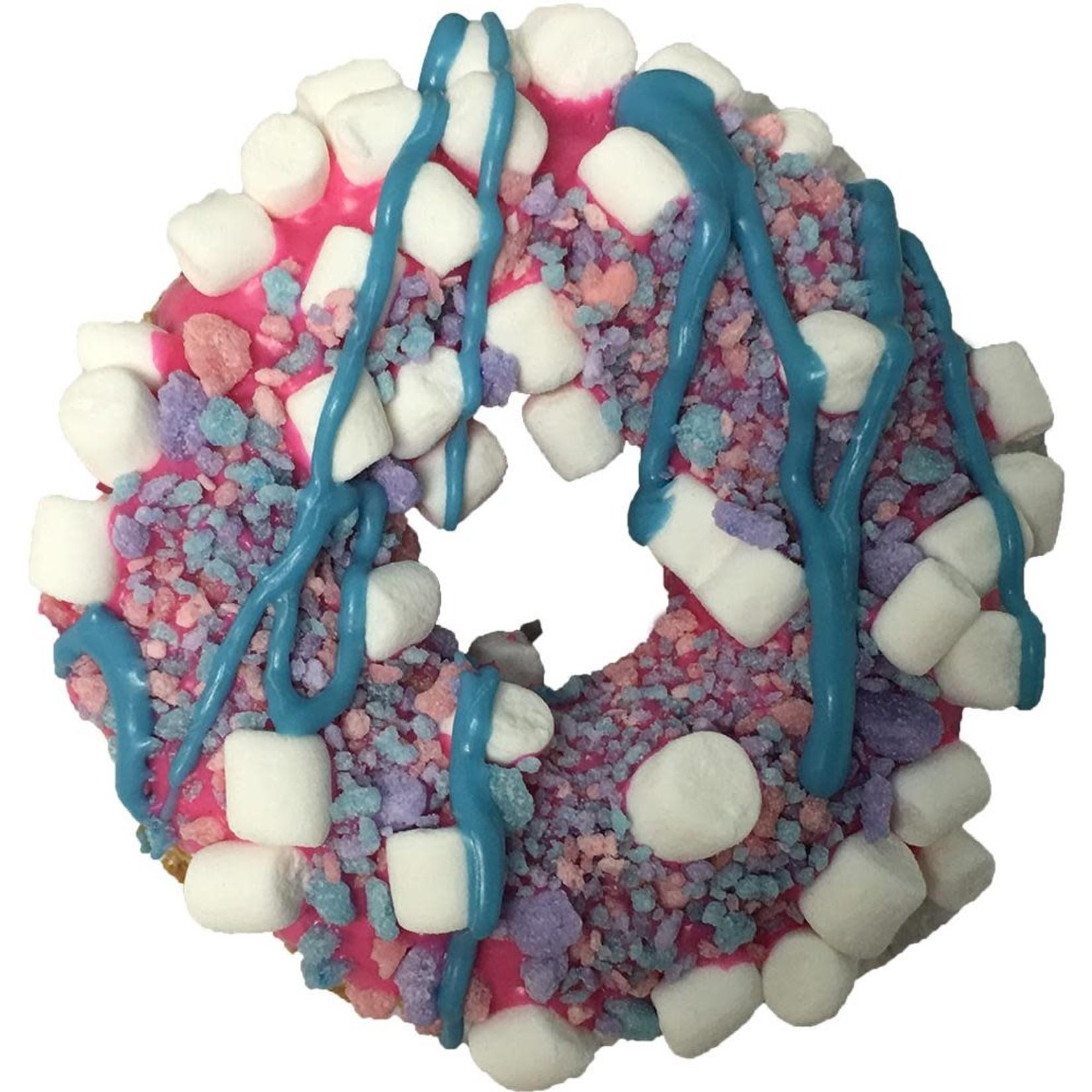K9 Granola Factory K9GF Gourmet Granola Donut Cotton Candy Dog Treat