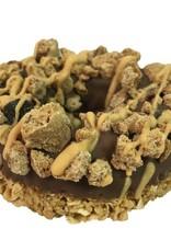 K9 Granola Factory K9 Granola Factory Gourmet Granola Donut Carob Peanut Butter Crunch Dog Treat