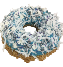 K9 Granola Factory K9GF Gourmet Granola Donut Jack Frost Dog Treat