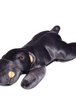 """Fluff & Tuff Fluff & Tuff Helga Hippo Dog Plush Toy 11"""""""